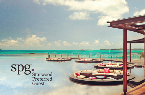 Starwood's SPG Program