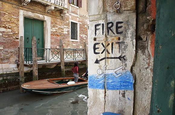 Fear of Water: Venice, Italy