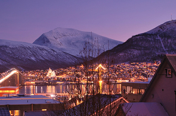 Fear of the Dark: Tromso, Norway