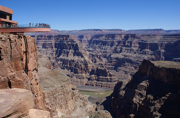 Fear of Heights: Grand Canyon National Park