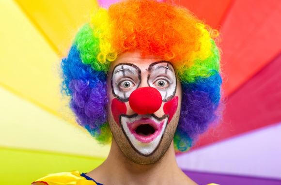 Fear of Clowns: Baraboo, Wisconsin