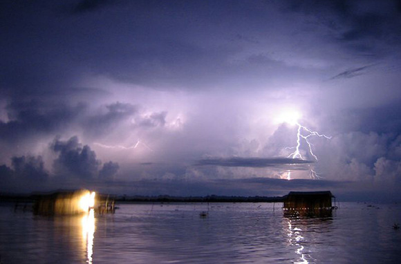 Fear of Lightning: Catatumbo Delta, Venezuela