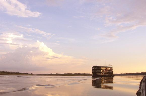 Amazon River, Brazil, Colombia, and Peru