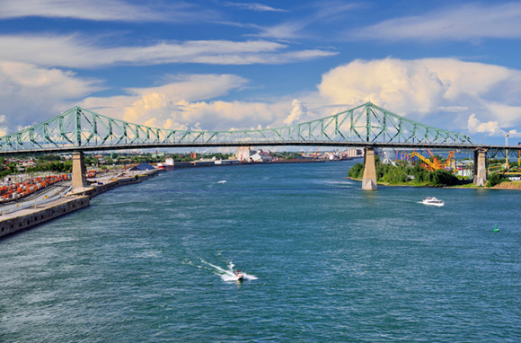St. Lawrence River, Canada