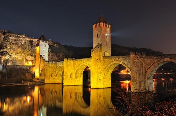 Lot River, France