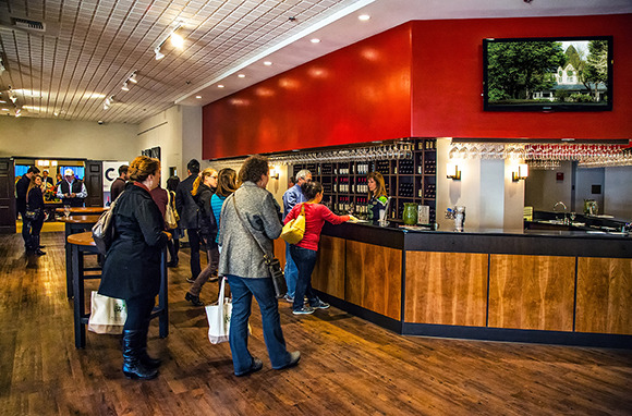 Columbia Winery, Richland, Washington
