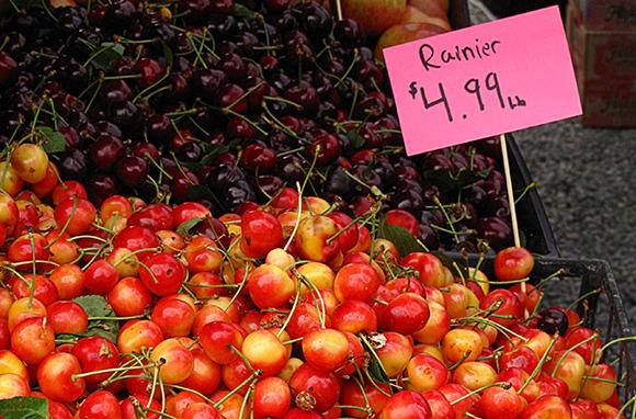 Redmond Saturday Market, Redmond, Washington