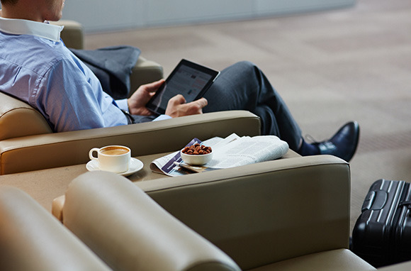 Porter Airlines: Lounges for Everyone