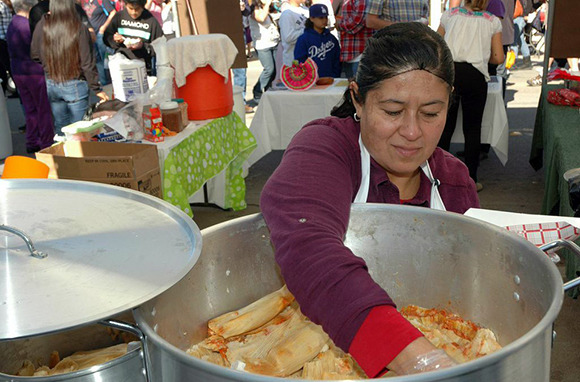 Tamales in Arizona