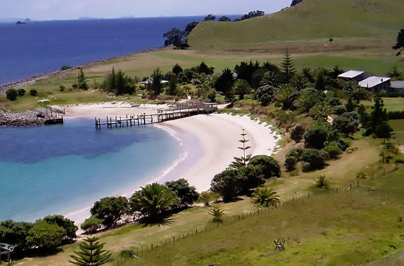 Your Own Private Island in New Zealand for $65 Per Person, Per Night