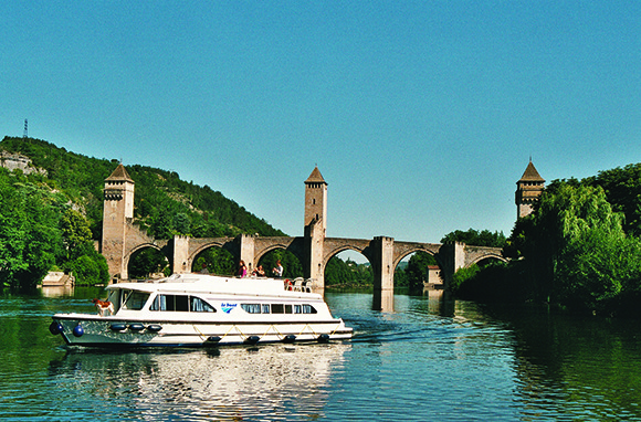 A Houseboat in Europe for $47 Per Person, Per Night