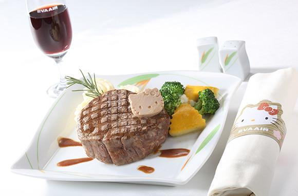 Premium-Class Meals