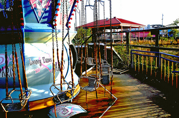 Six Flags New Orleans, New Orleans, Louisiana