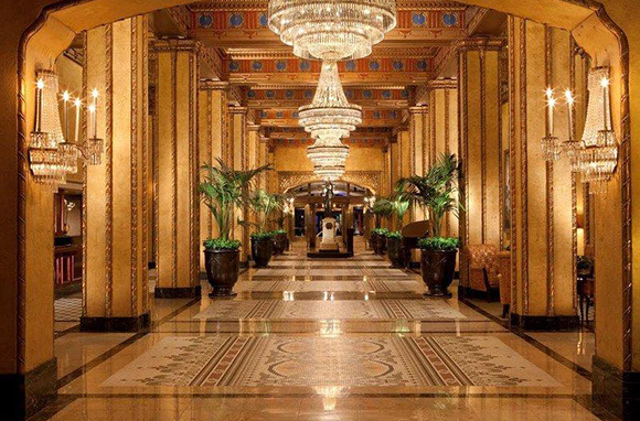 The Roosevelt New Orleans, New Orleans, Louisiana