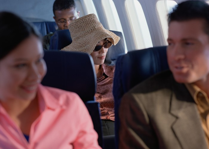 How to Screen Your Seatmates Before You Get on the Plane