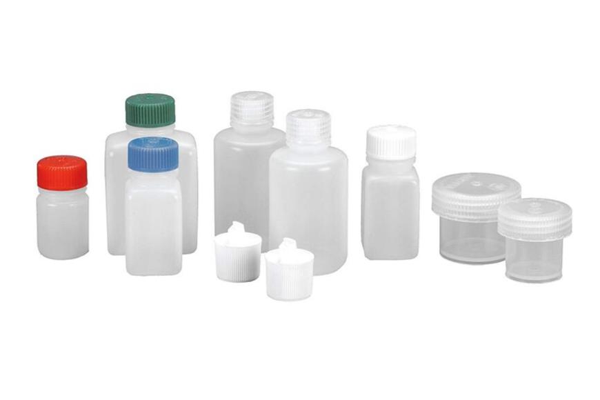 Nalgene travel bottle kit.