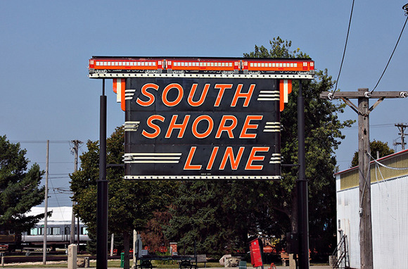 South Shore Line, Chicago, Illinois