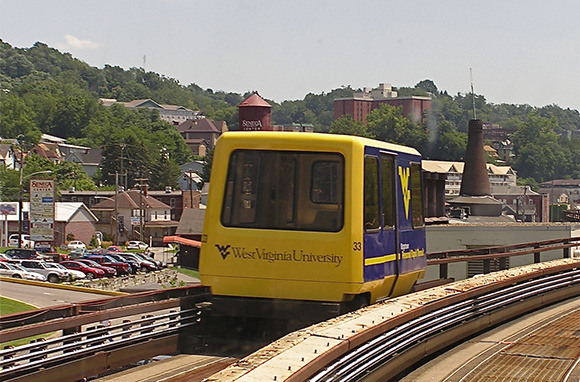Personal Rapid Transit, Morgantown, West Virginia