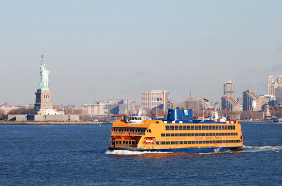 Staten Island Ferry, Staten Island, New York