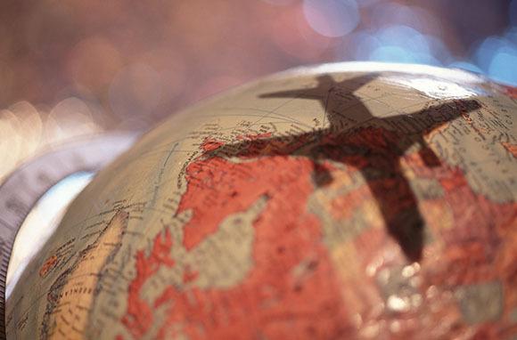 Round-the-World-Trip Planning