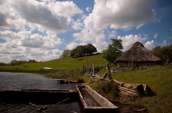 Spend a Night in the Stone Age