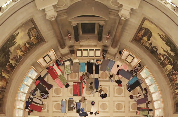 Spend a Night at the National Archives