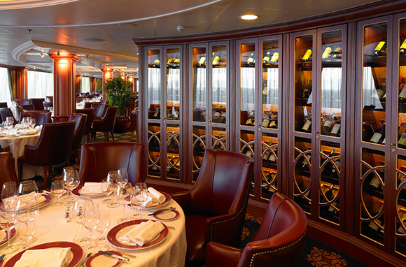 Best Dining: Oceania Cruises