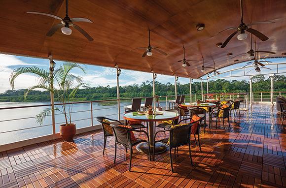Best Adventure Cruise: International Expeditions