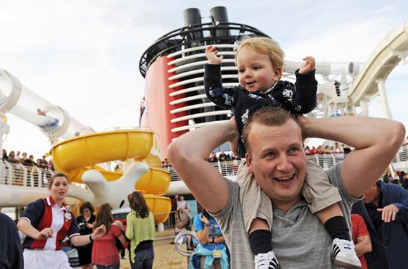 Best Family Cruise: Disney Cruise Line