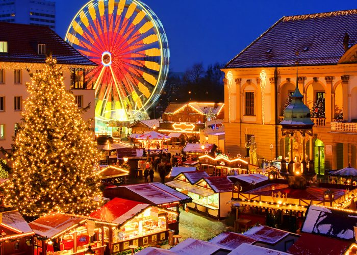 North America's Top Christmas Markets