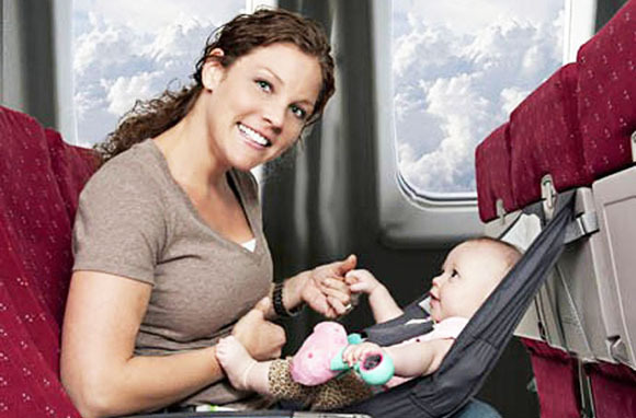 FlyeBaby Airplane Comfort System