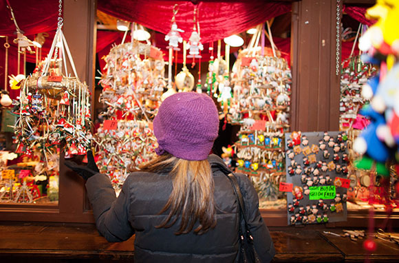 Christkindlmarket, Chicago, Illinois