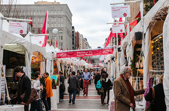 Downtown Holiday Market, Washington, D.C.
