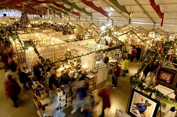 Christkindlmarkt, Bethlehem, Pennsylvania