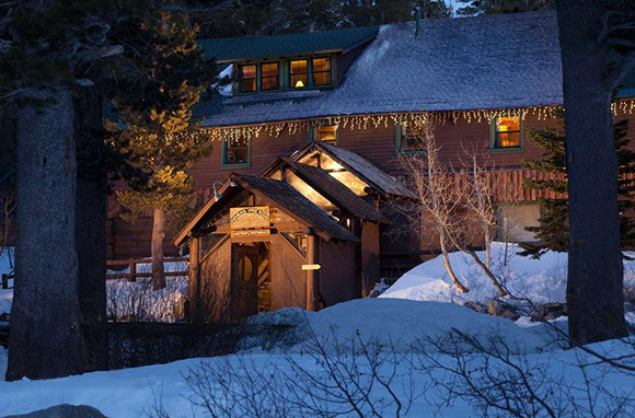 Tamarack Lodge, Mammoth Lakes, California