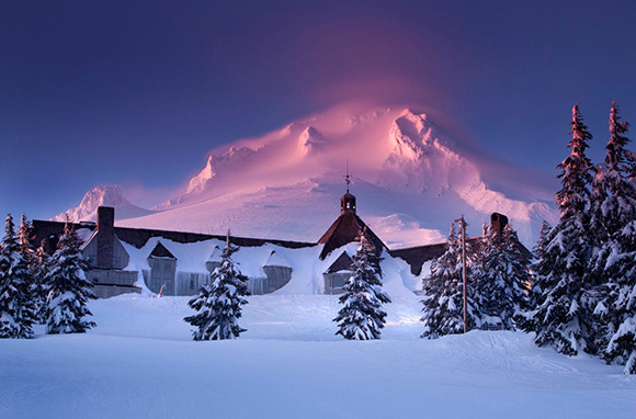 Timberline Lodge, Timberline Lodge, Oregon
