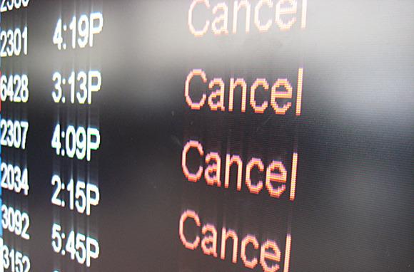 Schedule Flights to Minimize Risks