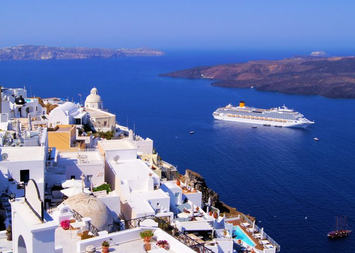 10 Best Luxury Cruise Ships