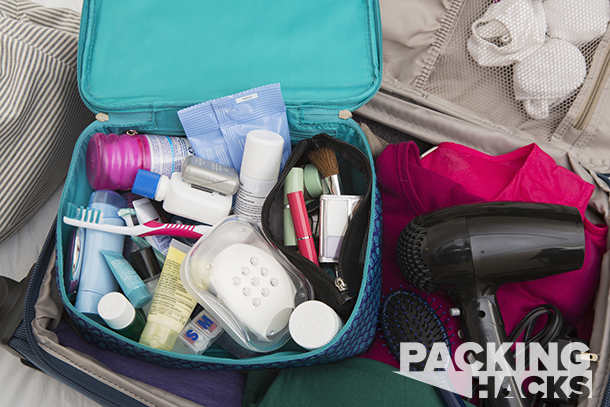 Day 25: Pro Tips for Maximizing with Mini Toiletries