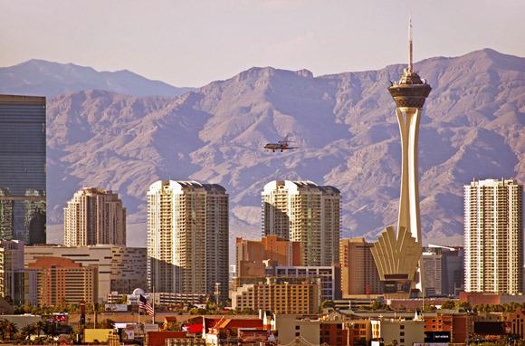 Boston to Las Vegas on Virgin America