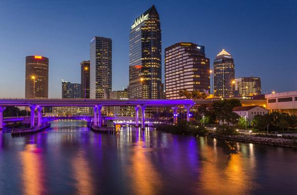 Houston to Tampa on Spirit