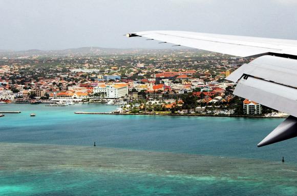 Houston to Aruba on Southwest