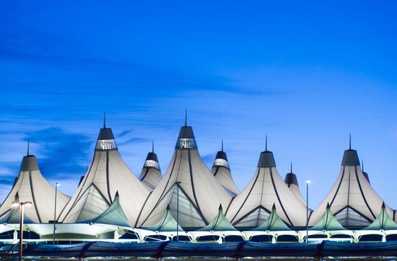 Denver to Los Angeles and Denver to San Diego on Spirit