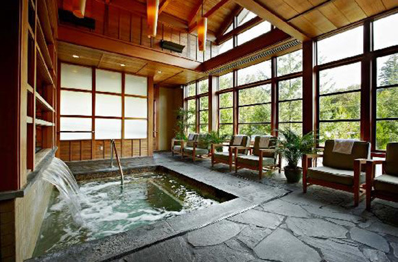 Salish Lodge & Spa, Snoqualmie, Washington