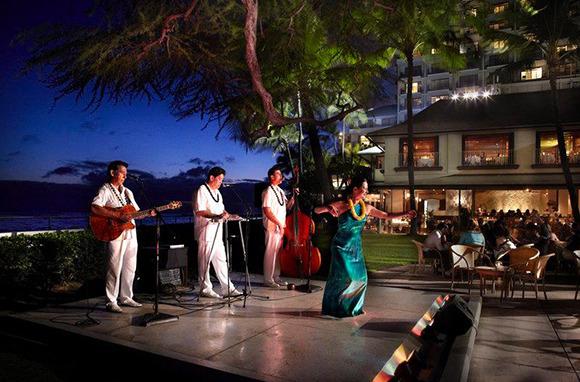 Halekulani Hotel, Honolulu, Hawaii