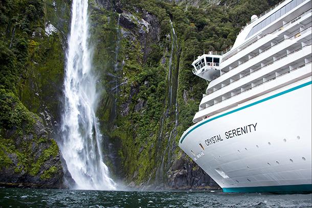Crystal Cruises' Crystal Serenity