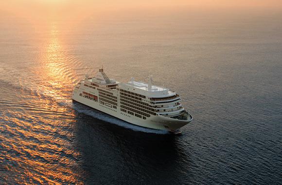 Silversea Cruises' Silver Spirit