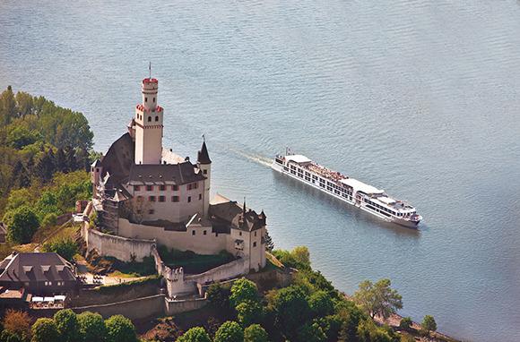 Uniworld Boutique River Cruises' S.S. Antoinette