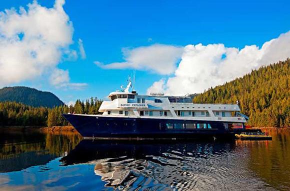 Un-Cruise Adventures' Safari Explorer