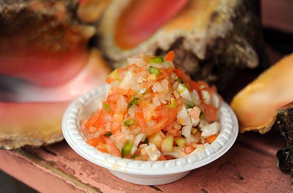 Arawak Cay Fish Fry